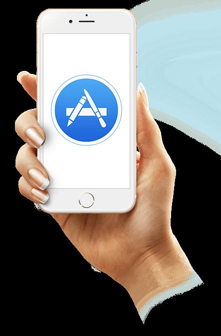 iphone app banner