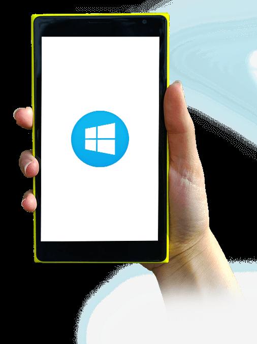 window app banner