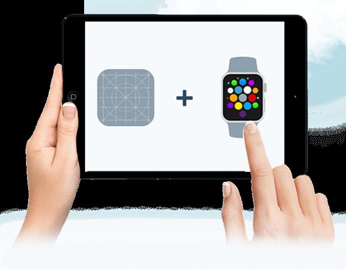 ipad app UI UX